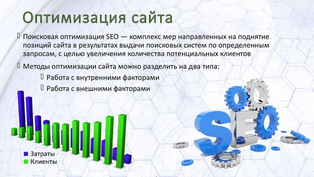 Цели поисковой оптимизации seo создание сайта на as 3 0